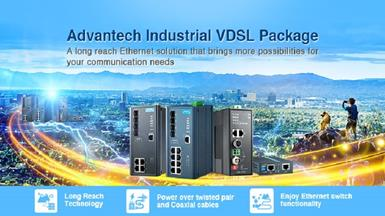 VDSL X-Ring solution that leverages Ethernet switch functionalities over a variety of cables