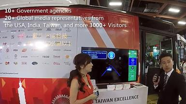 Advantech ADAS Solution for Electric Bus-WCIT, Taiwan Excellence(EN)