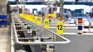 Machine Condition Monitoring = Improved Manufacturing