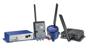 Advantech LoRa and LoRaWAN Solutions for Intelligent Monitoring Applications