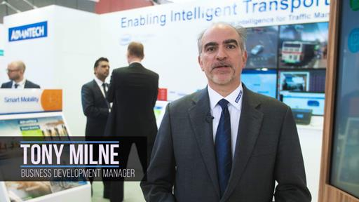 Advantech at Intertraffic 2018 - highlight