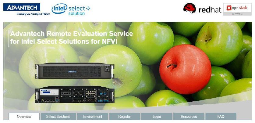 Advantech Telecom Solutions - Advantech