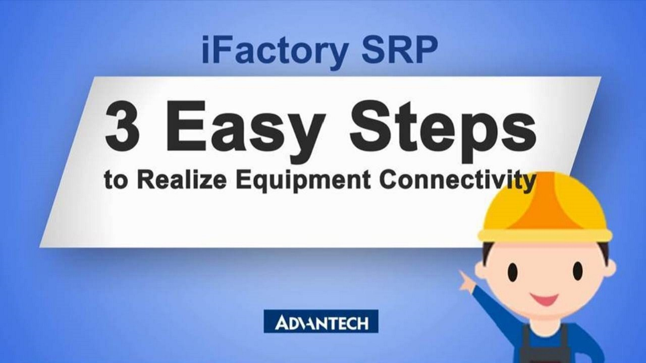 3 Easy Steps to Realize Equipment Connectivity