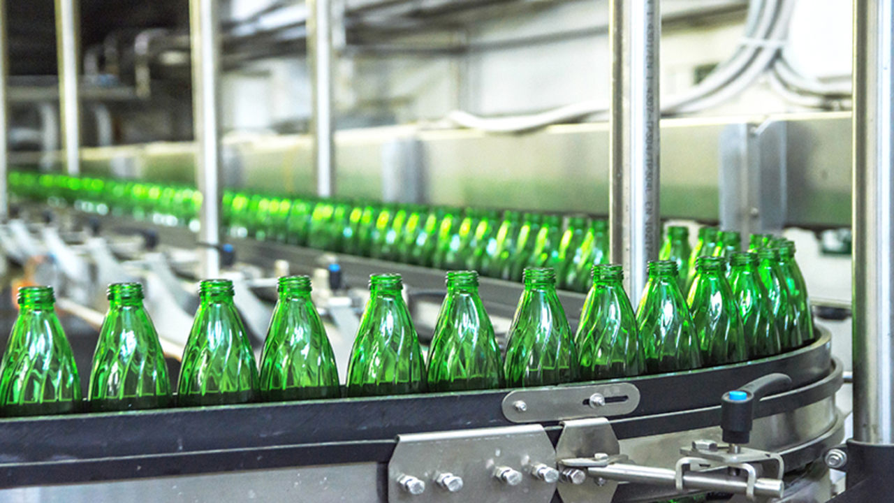 Vision Inspection Solution for the Food and Beverage Industry