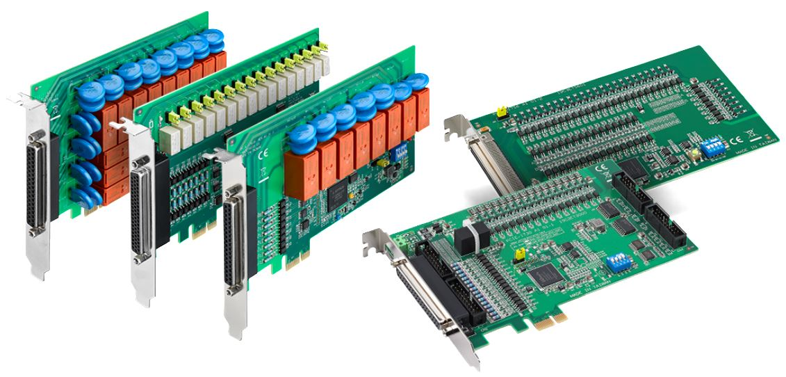 Advantech Launches New, Isolated Digital I/O Cards with Digital ...