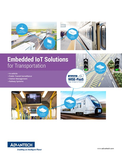 Embedded IoT Solutions for Transportation