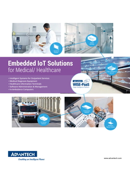 Embedded IoT Solutions for Medical/ Healthcare