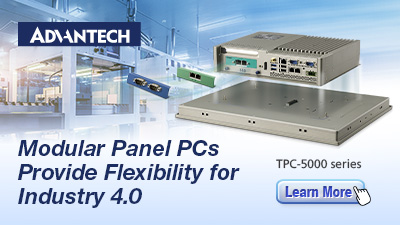 Modular IPCs provide high flexibility for Industry 4.0