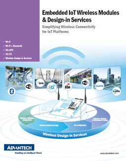 2018 Embedded IoT Wireless Modules & Design-in Services