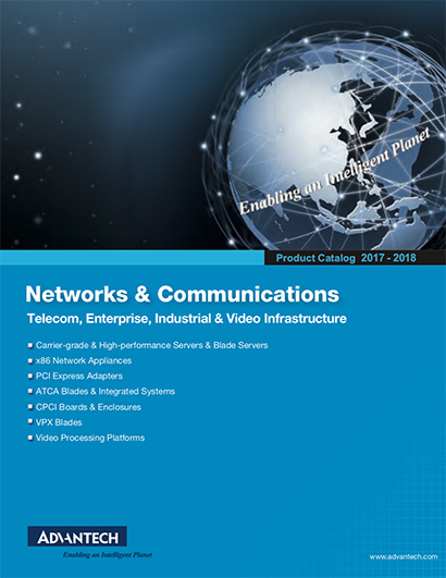 2017-2018 Networks & Communications Brochure