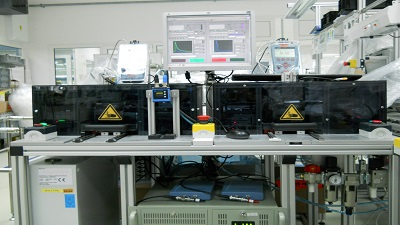 Production Calibration Tester for IPL Epilator Manufacturing