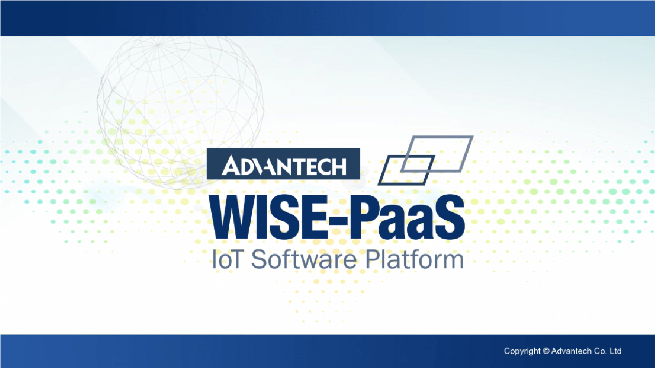 Enabling IoT & Industry 4.0 with WebAccess and WISE-...