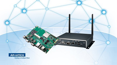 "Advantech Releases the 3.5"" SBC and Box Computer Based on Qualcomm's First Embedded Solutions for Industrial IoT Applications"