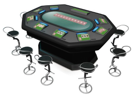 Advantech Gaming Table Solution