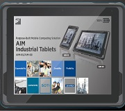 AIM Industrial Mobile Solution