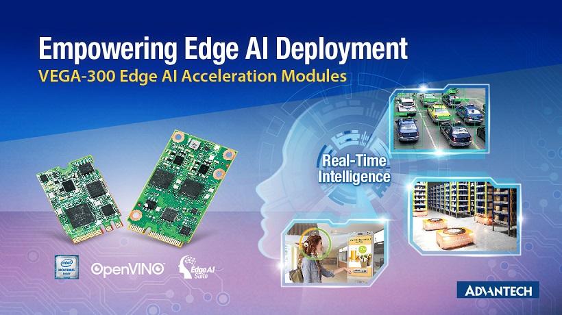 Advantech's VEGA-300 Series: the Most Advanced Edge AI