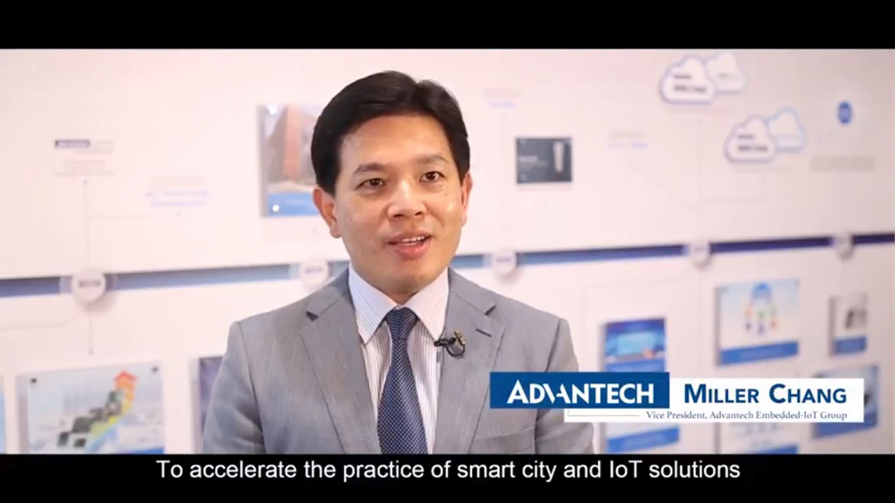 Collaboration of Advantech IoT Solutions & Arm Mbed
