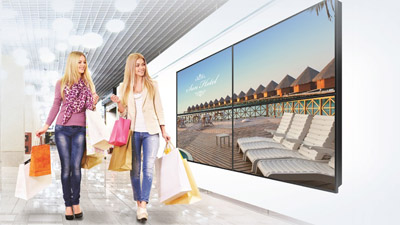 High Throughput Wireless Solutions for Digital Signage Application