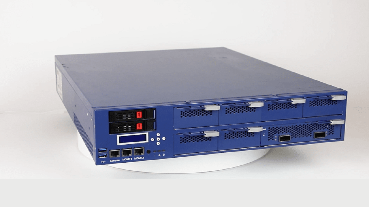 Advantech 100G DPDK Solution - NMC-6001 & NMC-6002 (EN)