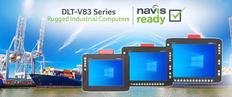 DLT-V83 Navis Ready banner