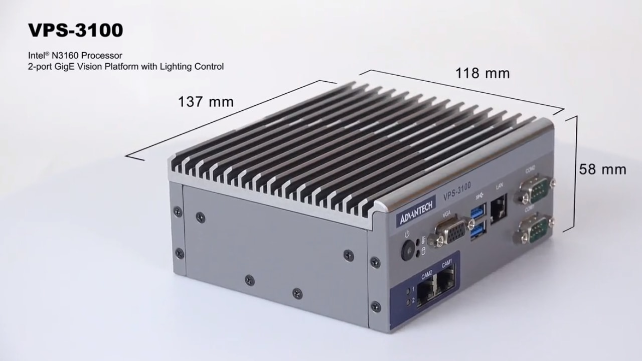 VPS-3100 Product Overview