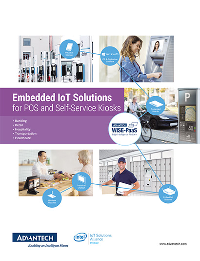 Embedded IoT Solutions for POS & Self-Service Kiosks